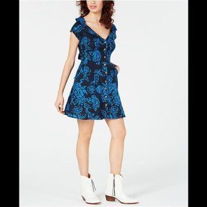 Free People A Thing Called Love Mini Dress NWT